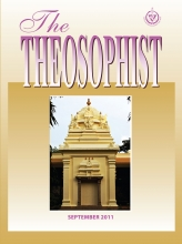 Theosophist Cover Volume 132 No 12