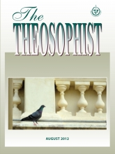 Theosophist Cover Volume 133 No 11