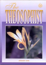Theosophist Jan 2008 Cover Image