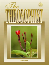 Theosophist Jul 2008 Cover Image