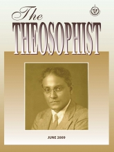 Theosophist Jun 2009 Cover image