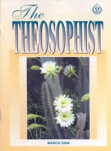 Theosophist Mar 2008 Cover Image