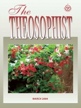 Theosophist Mar 2009 Cover image