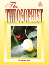Theosophist Sep 2008 Cover Image